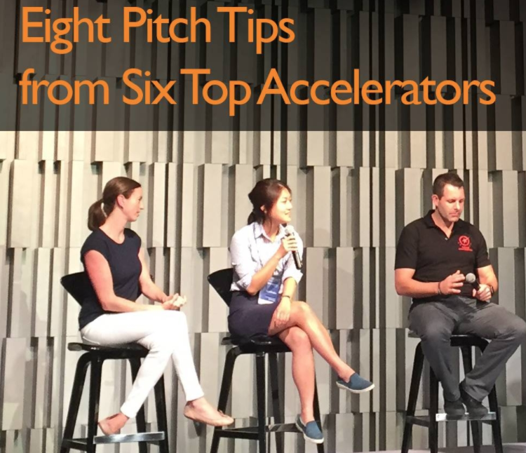 What Six Top Accelerators Want to Hear from Startups