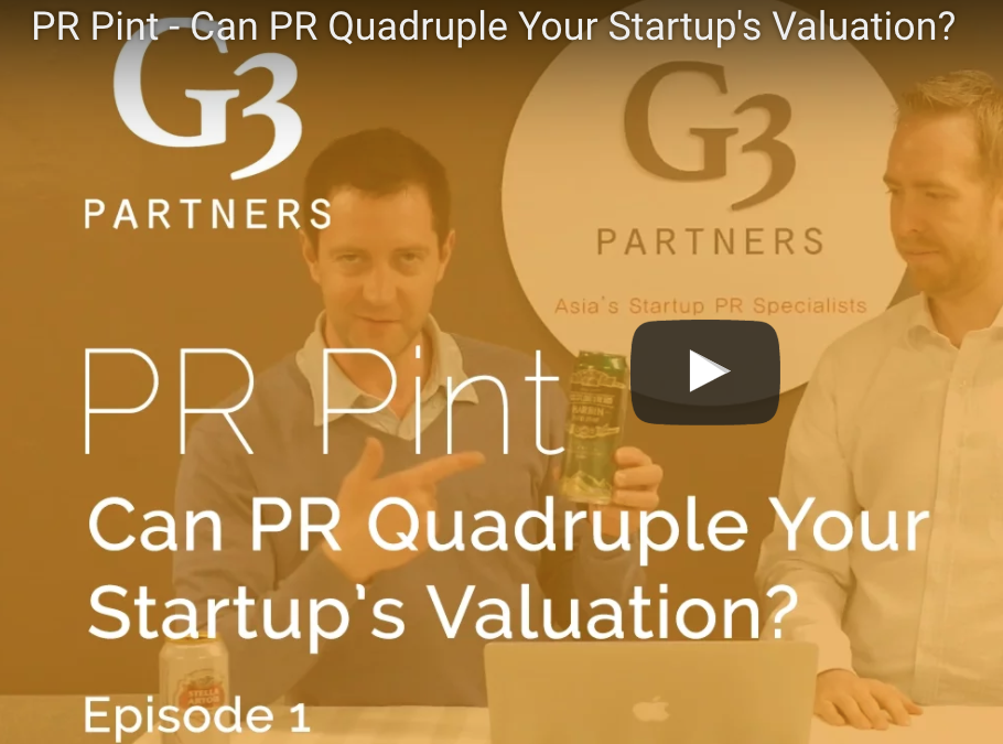 PR Pint – Can PR Quadruple Your Startup's Valuation?