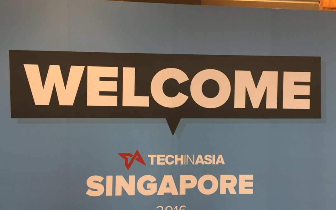 The Coolest Startups I Saw at Tech in Asia Singapore