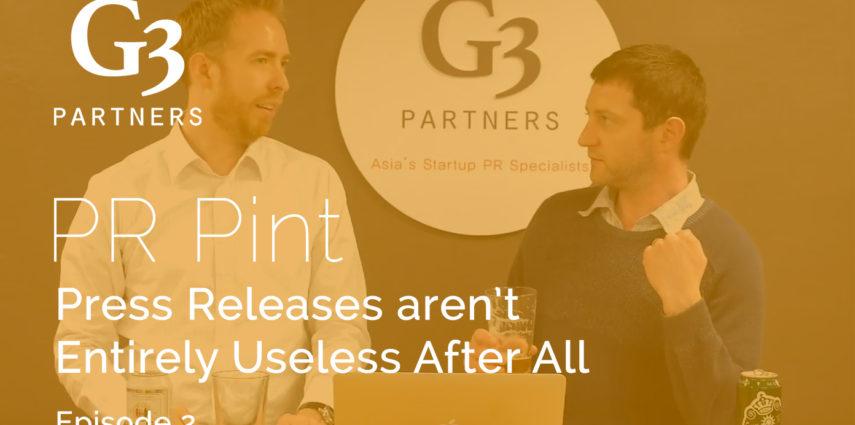 PR Pint – Are Press Releases Really Worth Writing
