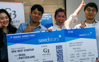 Seedstars World Seoul 2016 Recap