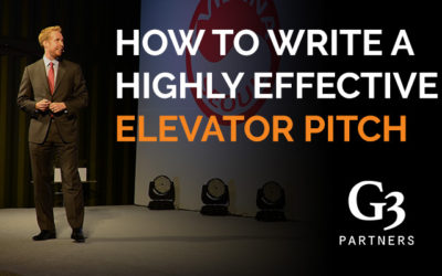 Elevator Pitches are like Tinder. Here's how to get Swiped Right.