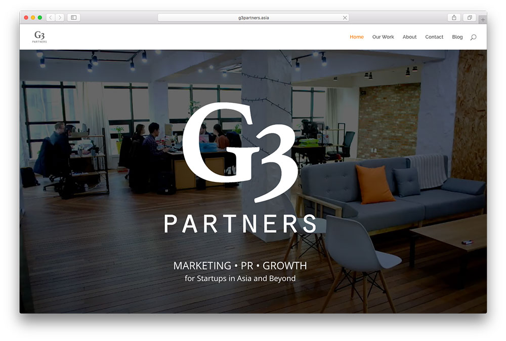 G3 Partners No Longer Asia's Startup PR Specialists