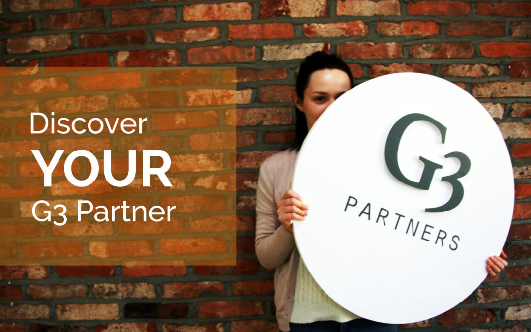 Meet Your G3 Partner: Polina