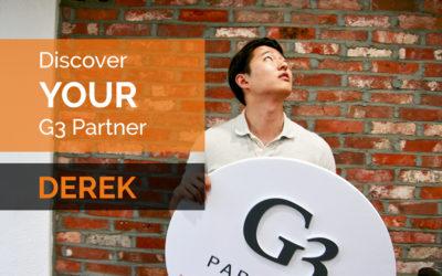Meet Your G3 Partner: Derek