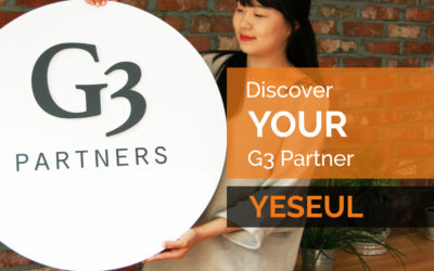 Meet Your G3 Partner: Yeseul