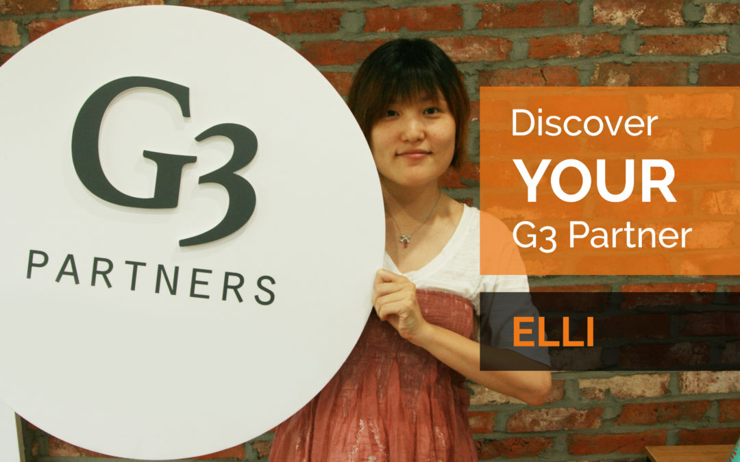 Meet Your G3 Partner: Elli