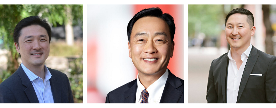 In Conversation with Tom Shin, Andy Choi and Dr. Jeffrey Roh